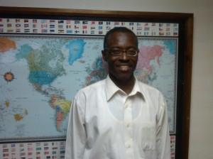 Pastor Edrice